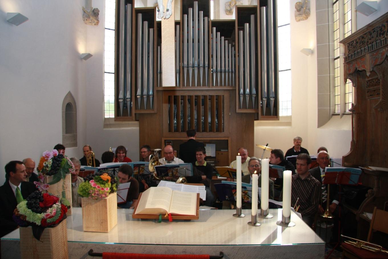 Evangelische Gottesdienste